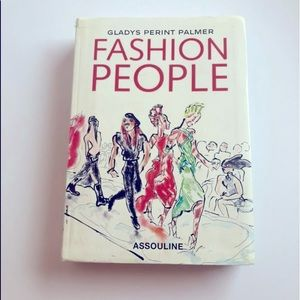 Fashion People book Assouline